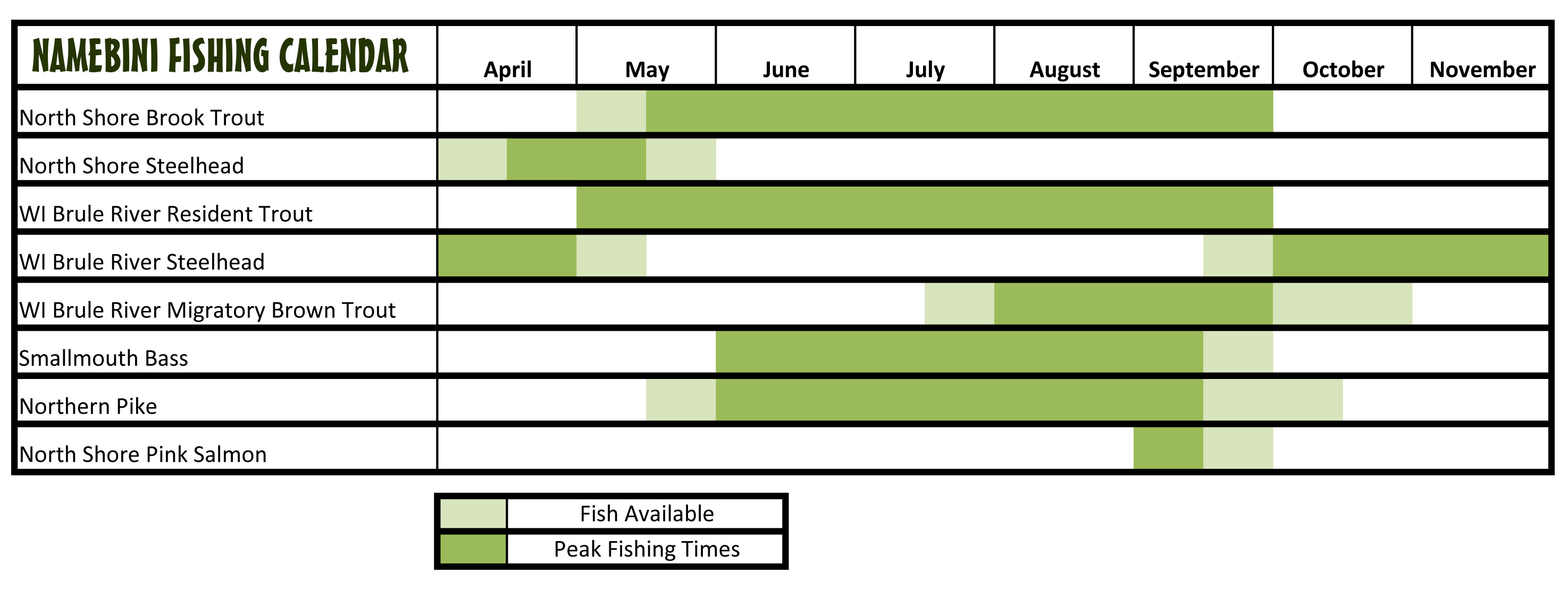 Guided Flyfishing Calendar (1)